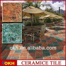 al aire libre de cerámica azulejos de piso