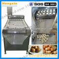 conservas de uso do restaurante de ovos que descasca a máquina