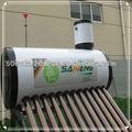 De alta calidad de la pipa de calor compacto a presión calentador de agua
