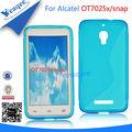 nuevo caliente caja del teléfono móvil para Alcatel OT 985