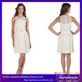 color blanco nuevo mini baratos de moda vestido de verano las mujeres vestidos de fiesta