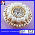 sanshui fábrica de botones de perlas y diamantes de imitación botón