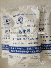 De alta pureza de óxido de zinc.