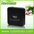 amlogic8726 de doble núcleo de tomate mx aml8726 mx mini google androide pc smart tv box