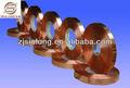 los materiales compuestos de cobre materiales/tira de ccs/de cobre revestido de acero de la tira compuesto aplicado a los