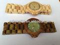 el mejor oem de madera reloj relojes de moda barata oem de color de reloj de madera