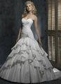 boda de la muestra vestido fotos
