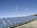 Vento 5kw + 5kw painéis fotovoltaicos híbrido de energia eólica sistema de energia solar para uso residencial