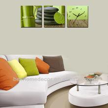 En casa de decoración de la pared reloj, personalizada reloj de pared