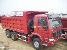 336HP HOWO 18m3 camión con capacidad de carga 30tons(ZZ3257N3247B)