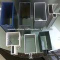 Industrial Perfil de aluminio con diferentes formas