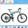 eléctrica plegable bicicleta e