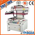 Semi- automatico serigrafía de impresión de la máquina