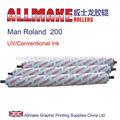 Man roland machine à imprimer offset pièces/200 rouleaux d'impression