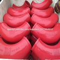 caliente de productos de fundición de la bomba concreta codo hecho en china