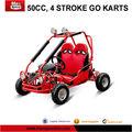 50cc, accidente cerebrovascular 4 karting