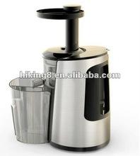 Eléctrico lento frutas exprimidor/automática extractor de jugos