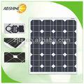Painéis solares baratos china fabricante, mas de boa qualidade