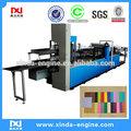 Pliage de serviettes machine de produits de papier d'impression