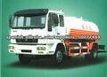 CNHTC 4x2 camiones de succión de aguas residuales