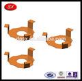 berilio de contacto eléctrico de resorte plano applicables pringin equipo eléctrico de contacto eléctrico de retención