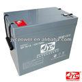12v 70ah batería para suministro ininterrumpido de energía