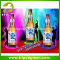 famoso chino de marca de cerveza de el panel de luz para la publicidad