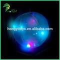 Inflável de boa qualidade led piscando bola/parte inflável bola de luz
