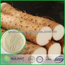 Wild Yam Extracto 8% saponina en diosgenina