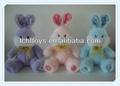 asistente 3 juguetes de peluche y muñecos de peluche de conejo