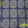 Tela de encaje bordado con qulity del hight y precio barato YJC30002