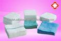 100 % algodón de gasa hisopo estéril