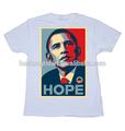 Nuevo 2014 advertir de impresión personalizadas t- shirt