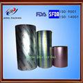 25micras PTP Blister de lámina de aluminio