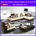 telas elegantes sofás muebles exóticos sala de estar