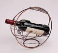 europeu moda criativa vinho rack de ferro forjado/vinho decoração