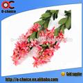 Atacado baratos flor artificial de orquídea& flor artificial decorativa