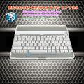 9.7 pulgadas universal ultral- delgado inalámbrico de teclado para tablet pc bluetooth teclado 3.0