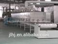 microondas túnel secador de la máquina industrial secador de microondas para en seco de carne