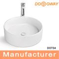 cuarto de baño de cerámica redondo lavabo dot04 precio