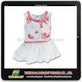 Vestido de los niños, nuevo diseño de vestido de los niños, niños vestidos de moda