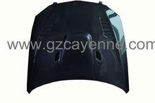 partes de automóviles de e92 m3 bonete de fibra de carbono campana con rejillas de ventilación kit del cuerpo