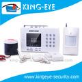 sistema barato de alarma,alarma inalámbrica,casa de alarma antirrobo,433mhz,99 zonas