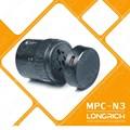 Longrich 2014 promocionais 12v plug macho e fêmea adaptador plug quatro se combinam em um adaptermpc- n3
