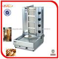 De alta calidad de gas doner kebab de la máquina gb-950( 0086- 13632272289)
