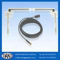 antena do carro/ carro digital TV antena/ fino filme antena/ janela antena