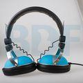 nuevos auriculares de colores con alta calidad de sonido de los auriculares del estudio de los auriculares del OEM