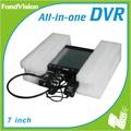 7inch cámara CCTV H.264 4CH DVR Kit Longse