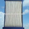 la filtración de agua de la membrana mbr reactor biológico mbr sistemas de tipo cortina