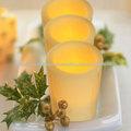 Caliente-venta de la manera del diseño de la cera de la vela líquido para la decoración